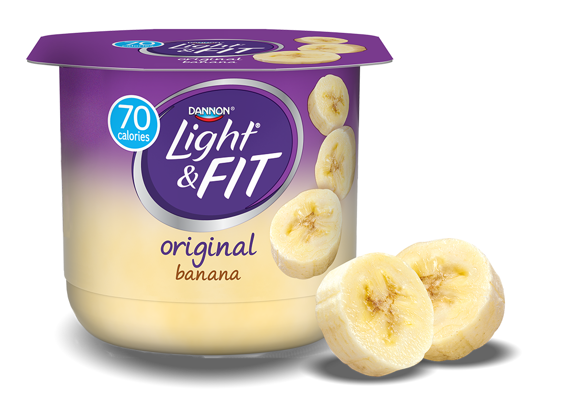Banana Nonfat Yogurt