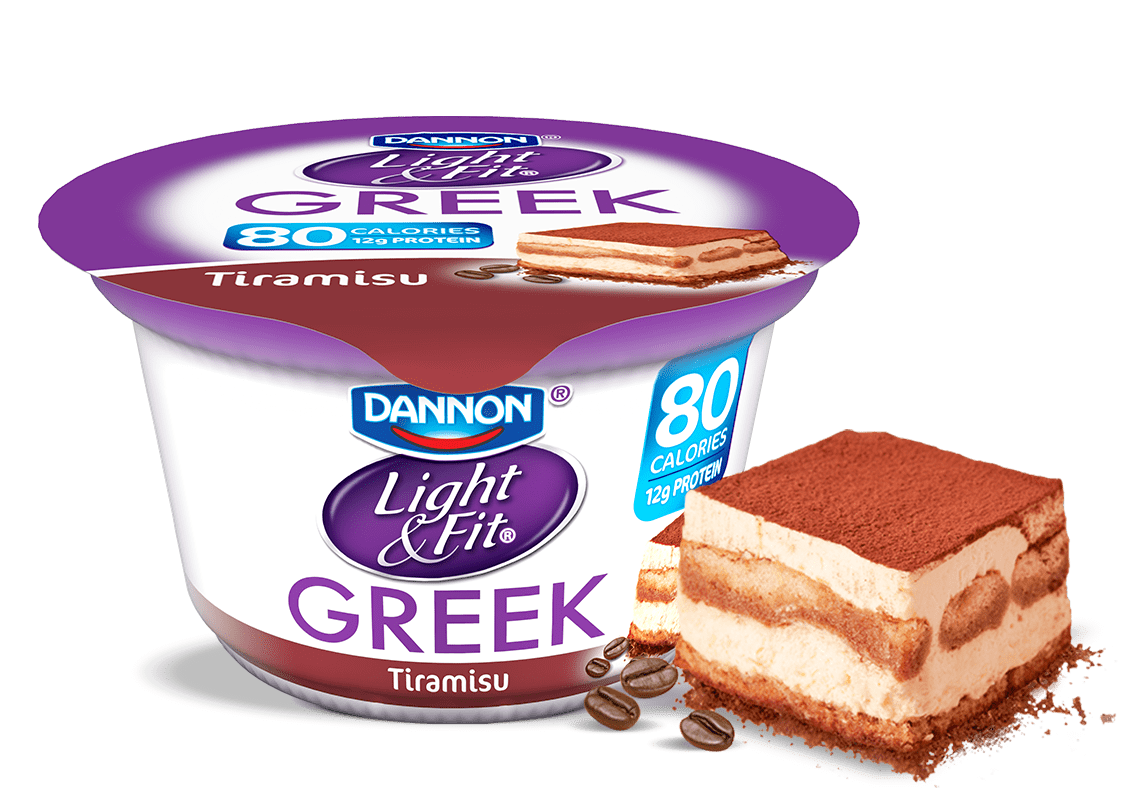 Tiramisu Greek Yogurt