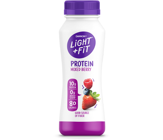 Mixed Berry Protein Smoothie
