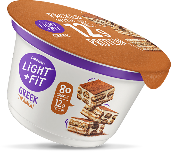 Tiramisu Nonfat Greek Yogurt