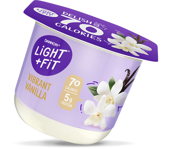 Vanilla Nonfat Yogurt
